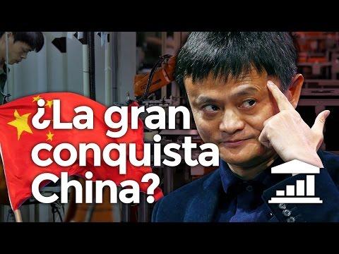 ¿Conquistarán el MUNDO las empresas CHINAS? - VisualPolitik