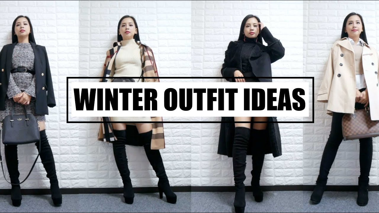 FASHION: Winter outfit ideas (2019) 1
