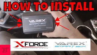 How to install the Xforce Varex Smartbox/That 5.0 Guy