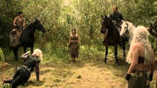 Not a Queen, a Khaleesi - Game of Thrones 1x03 (HD)