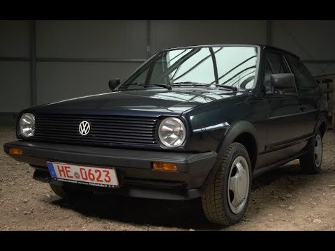 vw polo 86c coupe beach neuwagen zustand youtube. Black Bedroom Furniture Sets. Home Design Ideas