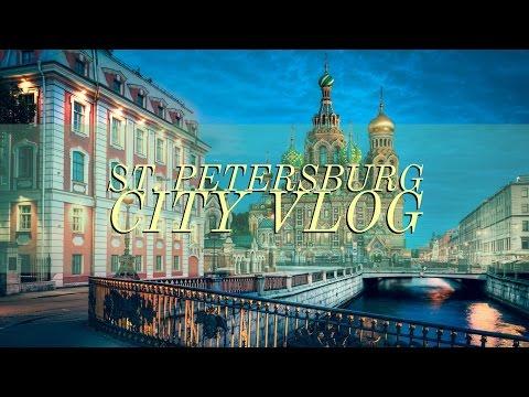 St. Petersburg City Vlog
