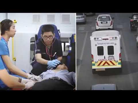 Stroke Rayong Hospital (โรงพยาบาลระยอง)