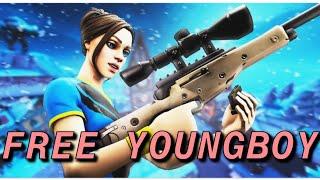 Fortnite Montage - NLE Choppa- (FREE YOUNGBOY)