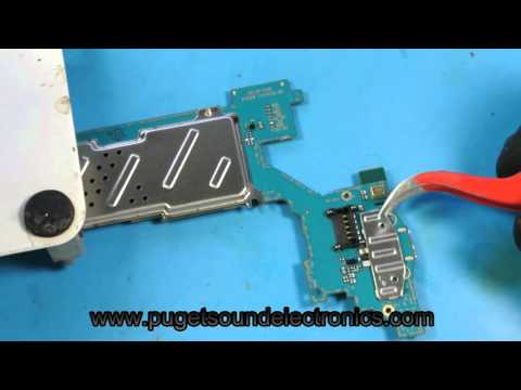 How to Fix Samsung Tab 3 USB Charging Port
