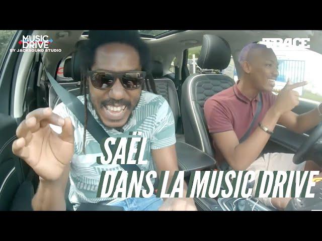 SAËL dans la Music Drive