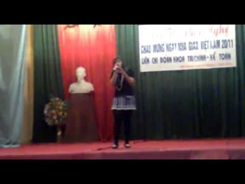 Dai Hoc Nong Lam Bac Giang - Bao gio em biet Ryul ft kid35