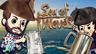 Sea of Thieves Co-op | Part 1: DRUNK PIRATE ADVENTURES