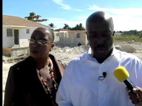 PLP MP Shane Gibson on FNM Housing Lies