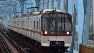 京浜急行線エアポート急行新逗子行き通過