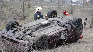 FKI - Halálos baleset az M2-es és az M0-ás autóút csomópontjában