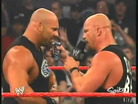 Batista vs Goldberg RAW   3rd