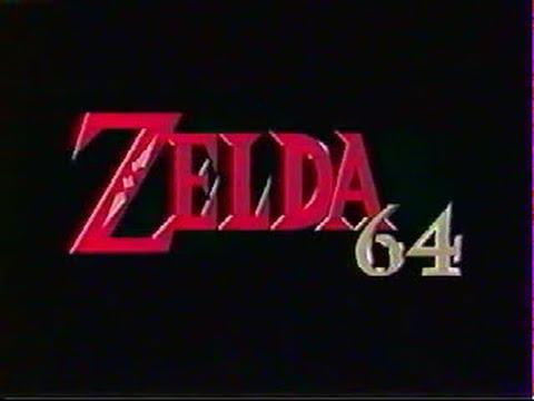 The History of Zelda: Ocarina Of Time (Documentary)  Part 1 