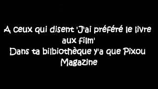 Max Boublil - Les mythos (lyrics)