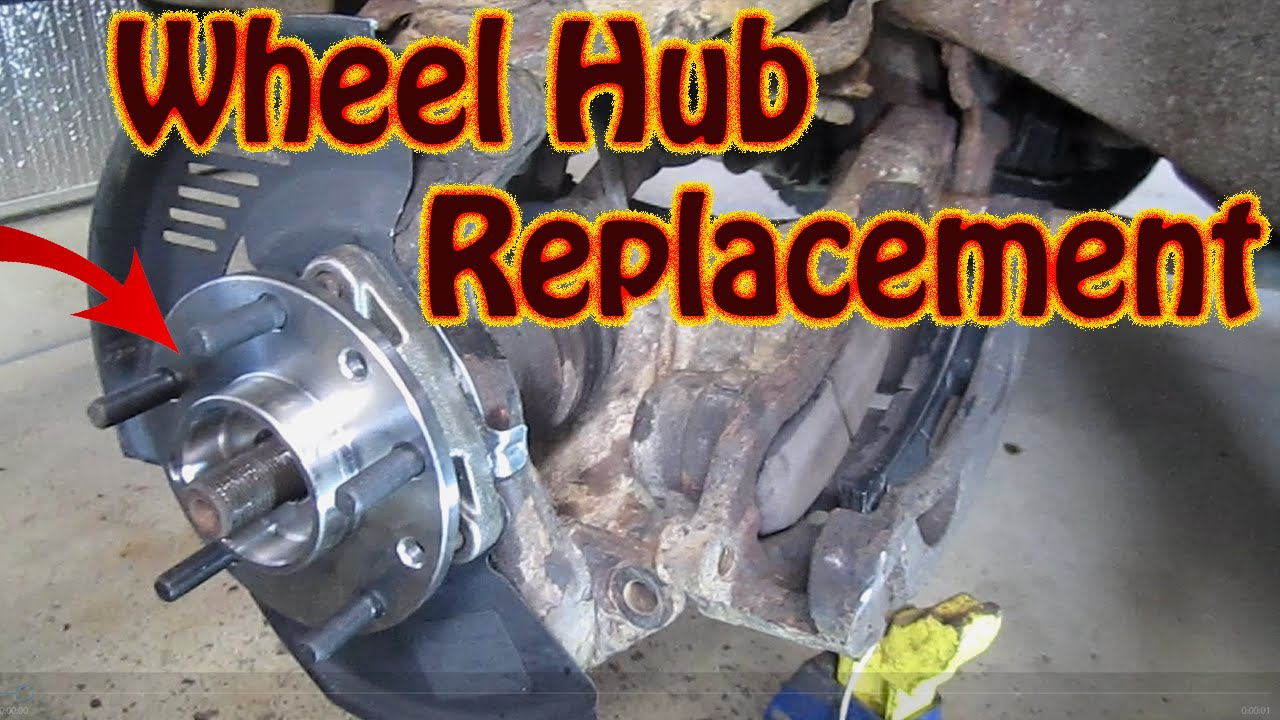 Diy Gmc Chevy 4wd Hub Wheel Bearing Abs Sensor Replacement 4x4 1997 Chevrolet Blazer Wiring Front End Part 4 Youtube