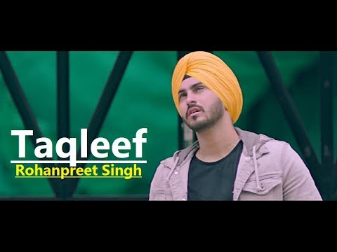 Taqleef: Rohanpreet Singh | Goldboy | Kirat Gill, Nirmaan| Punjabi Song| Lyrics|Latest Punjabi Songs