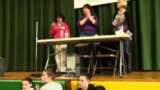 Mountainside, NJ Deerfield Science Fair 2015