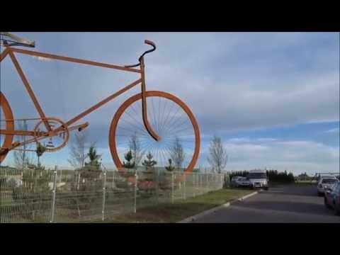 Největší model jízdního kola