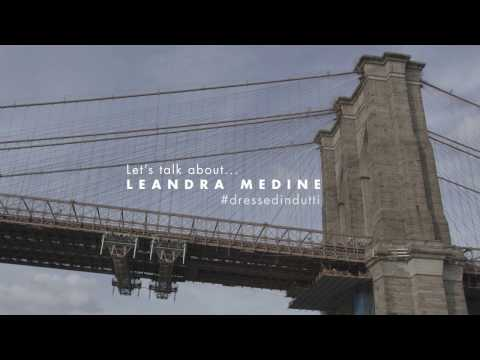 Let's Talk About Leandra Medine of Man Repeller | Massimo Dutti