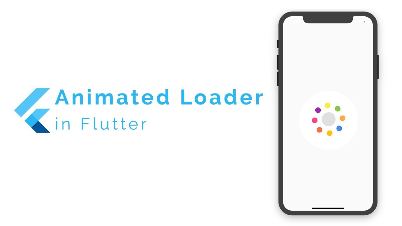 Animated Loader In Flutter