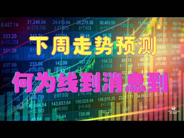美股分析  下周走势预测  何为线到消息到 【视频第275期】09/24/2021