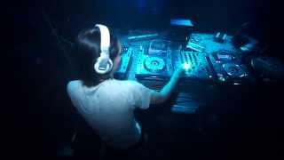 3 Hour Videoset Ken Ishii @ Razzmatazz - The Loft - (Barcelona/ES) - 24/10/2014