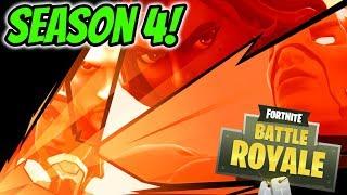 SEASON 4 BATTLE PASS TEASER IMAGE! (Fortnite Battle Royale)