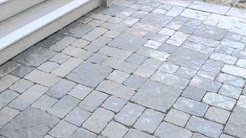 Denver Landscape Contractor Installed a Paver Patio In Colorado