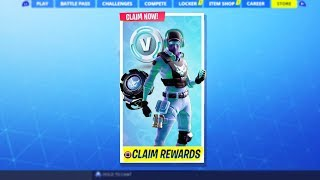 the New FREE SKIN BUNDLE in Fortnite (FREE SKIN)