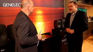 IBC Show 2017 | 7380A SAM Studio Subwoofer | Interview