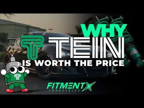 Are Tein Coilovers Worth It?
