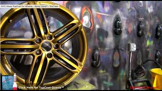 DYC Gloss TopCoat for Wheels - Spray Cans?