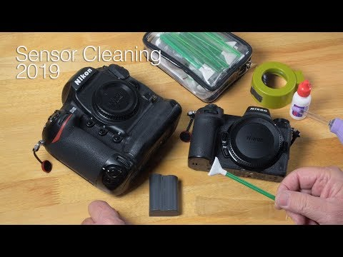 Sensor Cleaning '19