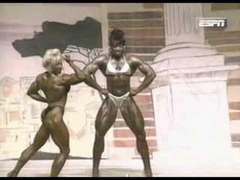 1997 USA's Posedown
