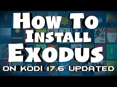 how to install exodus on kodi 17.6 amazon fire stick