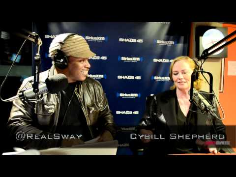 Cybill Shepherd Talks Cheating With Her Boyfriend With Elvis Presley on #SwayInTheMorning