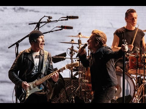 U2 broadcast 24 hour 'immersive listening' online radio show before launch of new album Songs of Exp