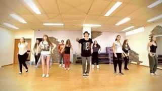 C2C Feat Derek Martin - Happy | Dance | BeStreet