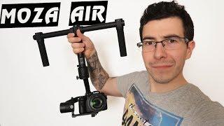 Стабилизатор для камер до 2.5кг - Moza Air