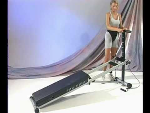 Bayou fitness total trainer home gym introduction part youtube