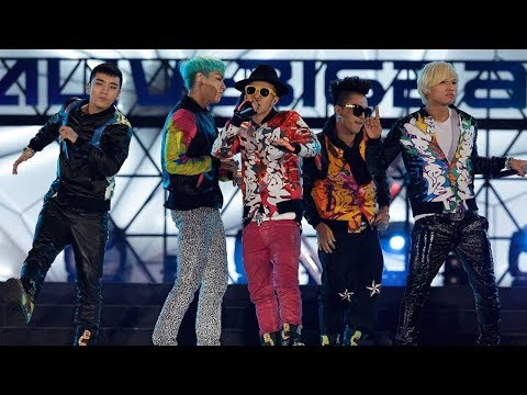 Watch the truth and the past of Big Bang (South Korean band)
