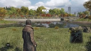 Playing in the Sandbox: Watch Dogs Gameplay (PS4)