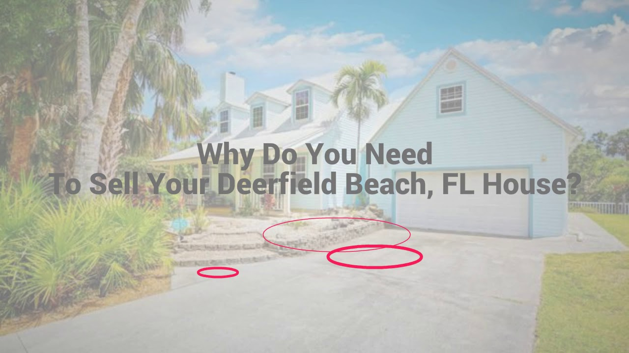 Sell My House Fast Deerfield Beach, FL | 786-753-8500 | All About Real Estate LLC