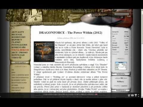 DRAGONFORCE - Hard Music Base webzine