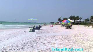 Bradenton Beach On A Beautiful Summer Day In June!