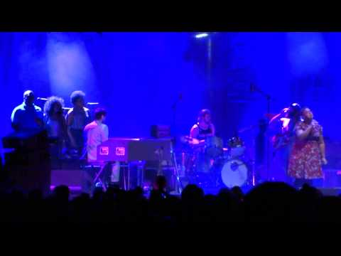 Alabama Shakes - Over My Head 2015-08-07 Live @ Edgefield Amphitheater, Troutdale, OR