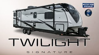 Twilight Signature Series Luxury Travel Trailer RVs by Thor Industries