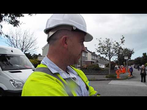 #irishwater The man who cut off the water supply to elderly residents