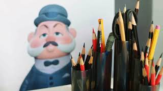Sherlock Gnomes | Featurette How To Draw Watson | In Cinemas 15 March