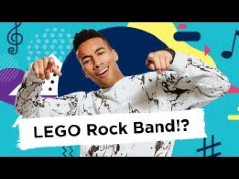 How to Create a LEGO Rock Band – REBRICKULOUS
